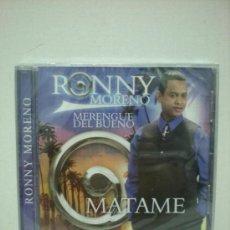 CDs de Música: RONNY MORENO (MERENGUE DEL BUENO). Lote 95083462