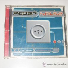 CDs de Música: POWER HOUSE - FUTURE CLASSIC - CONNECTED BY DJ NOISE. Lote 25520359
