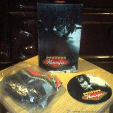 CDs de Música: BUNBURY EXCLUSIVO PACK VHS-STICKER-PERA DE BOXEO PROMO OFICIAL - HEROES DEL SILENCIO. Lote 27448781