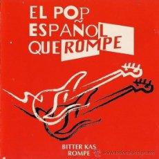 CDs de Música: EL POP ESPAÑOL QUE ROMPE - GABINETE CALIGARI, NACHA POP, ALASKA Y DINARAMA, RONALDOS, RAMONCÍN.... Lote 26595591