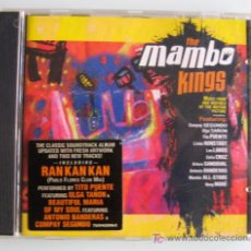 CDs de Música: THE MAMBO KINGS - 1992 2000 ELEKTRA ENTERTAINMENT - TITO PUENTE COMPANY SEGUNDO. Lote 24434929