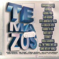 CDs de Música: CD DOBLE TEMAZOS . Lote 19441310