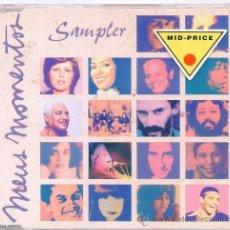 CDs de Música - MEUS MOMENTOS / Varios artistas (CD Sampler 18 Temas - 1997) - 19442134