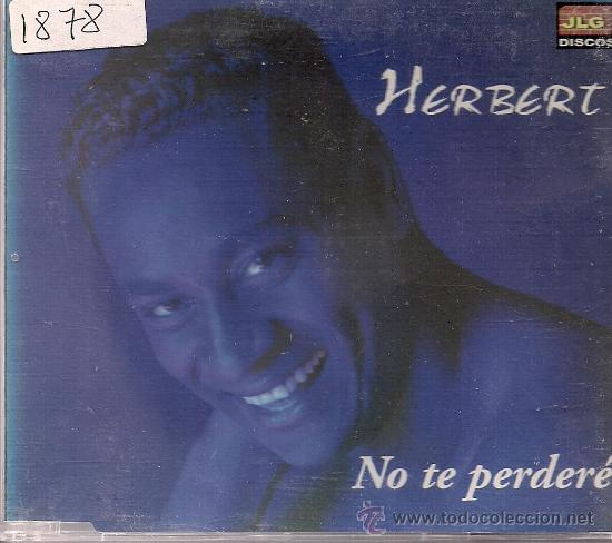 CD SINGEL HERBERT NOTE PERDERE (Música - CD's Otros Estilos)