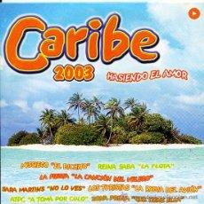 CDs de Música: CARIBE 2003 / VARIOS ARTISTAS (CD SINGLE 2003). Lote 19527729