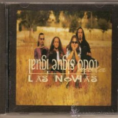 CDs de Música: LAS NOVIAS CD TODO SIGUE... BUNBURY HEROES DEL SILENCIO. Lote 26772458