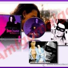 CDs de Música: DON JUAN DEMARCO - BANDA SONORA ORIGINAL - BSO - CD MUSICA. Lote 19637060