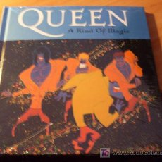 CDs de Música: QUEEN ( A KIND OG MAGIC ) CD BOOK ( PRECINTADO )(CD7). Lote 19664001