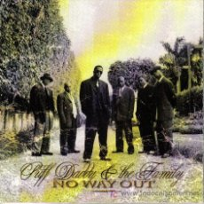 CDs de Música: PUFF DADDY & THE FAMILY - NO WAY OUT - CD ALBUM - 17 TRACKS / 77 MINUTOS - AÑO 1997. Lote 19655303