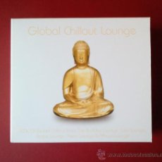 CDs de Música: GLOBAL CHILLOUT LOUNGE - 5 CD BOX SET !!!. Lote 19665076