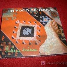 CDs de Música: UN POCO DE TODOS 2CD 2005 EXPERIMENTAL PROG LINTERNA MUSICA PRECINTADO CLONICOS JORGE PARDO OCQ. Lote 244921855