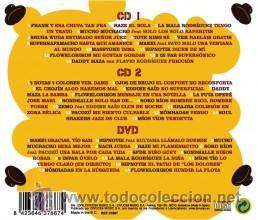 CDs de Música: JIP JOP CON J - LO MEJOR DEL HIP HOP EN ESPAÑOL - 2 CD + DVD - DIVUCSA - 2006 - Foto 2 - 27201888