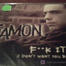 CDs de Música: CD SINGLE/EAMON / FUCK IT (I DON´T WANT YOU BACK) (4 VERSIONES/2004)PRECINTADO PEPETO. Lote 20111021