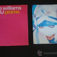 CDs de Música: ROBBIE WILLIAMS - ROCK DJ - CD SINGLE - PROMO - CHRYSALIS - 2000 - TAKE THAT. Lote 26773431