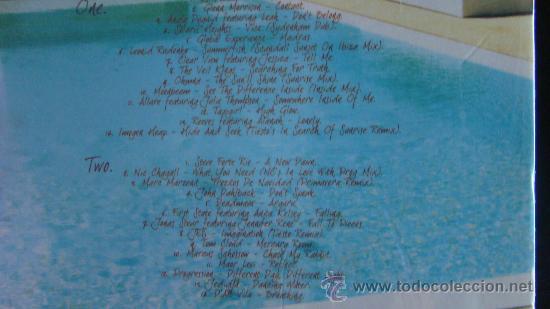 CDs de Música: TIESTO - IN SEARCH OF SUNRISE 6 - IBIZA - DOBLE CD ALBUM - BLACK HOLE - 2007 - Foto 3 - 26669793