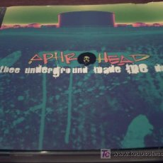CDs de Música: CD/ APHROHEAD /THERE UNDEGROUND MADE.....PEPETO. Lote 20150656