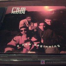 CDs de Música: CD/CLUB NOUVEAU/ A NEW BEGINNING/CBS1992 PEPETO. Lote 27314175
