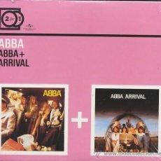 CDs de Música: ABBA - ABBA + ARRIVAL (DOBLE CD PRECINTADO ). Lote 20148390