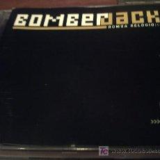 CDs de Música: CD / BOMBERJAZK / BOMBA RELOGIO ..../ DISTRIBUCION EL DIABLO PEPETO. Lote 27349487