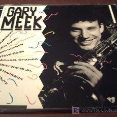 CDs de Música: CD / GARY MEEK / LIPSHICK RECRDS / JUNIO / 10 PEPETO RECORDS. Lote 20177365