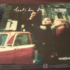 CDs de Música: CD /RITON /BEATO DU JOUR/GRAND CENTRAL RECORDS PEPETO. Lote 20200608