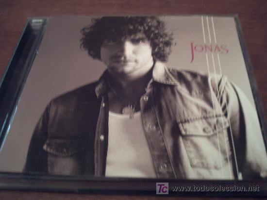 CD / JONAS / THE SAME OL`G I´LL ALWAYS BE UNTIL THE COFFIN HOLDS ME/ PEPETO (Música - CD's Jazz, Blues, Soul y Gospel)