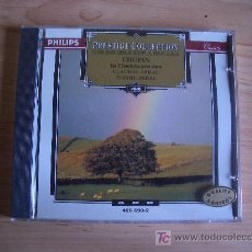 CDs de Música: CHOPIN. LOS DOS CONCIERTOS PARA PIANO. CLAUDIO ARRAU, ELIAHU INBAL.. Lote 270998158
