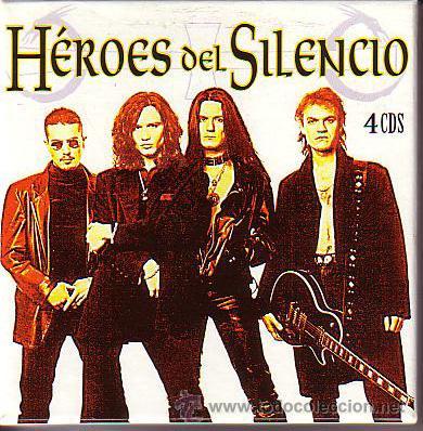 HEROES DEL SILENCIO (1999) - 4 CDS - EDICION DEL MILENIO (Música - CD's Rock)