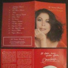 CDs de Música: ISABEL PANTOJA. MI NAVIDAD FLAMENCA. EDICIÓN ESPECIAL DÍPTICO CON CD. RAREZA. Lote 26207005