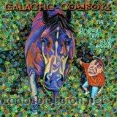 CDs de Música: GALACTIC COWBOYS - THE HORSE THAT BUD BOUGHT. Lote 25699698