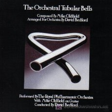 CDs de Música: MIKE OLDFIELD - THE ORCHESTRAL TUBULAR BELLS - CD ALBUM - 50 MINUTOS - AÑO 2000. Lote 27347643