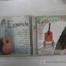 CDs de Música: CD-OFERTON 2 CDS GUITARRA FLAMENCA Y GUITARRA ESPAÑOLA-NUEVOS PRECINTADOS. Lote 24872600