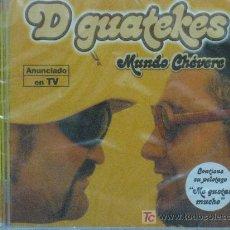 CDs de Música: CD-D GUATEKES-MUNDO CHÉVERE-NUEVO CON PRECINTO ORIGINAL. Lote 21369959