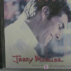 CDs de Música: CD-TOM CRUISE-JERRY MACGUIRE-MUSIC FROM THE MOTION PICTURE-NUEVO PRECINTADO. Lote 26658611
