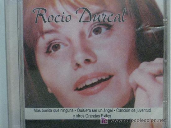 CD-ROCIO DURCAL-ÉXITOS-NUEVO PRECINTADO (Música - CD's Flamenco, Canción española y Cuplé)