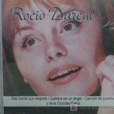 CDs de Música: CD-ROCIO DURCAL-ÉXITOS-NUEVO PRECINTADO. Lote 28476543