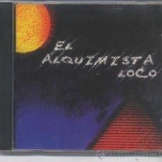 CDs de Música: EL ALQUIMISTA LOCO,ALBUN DEL 99. Lote 40777740
