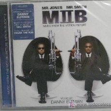 CDs de Música: CD-BSO MEN IN BLACK 2-HOMBRES DE NEGRO-MR.JONES-MR.SMITH-NUEVO Y PRECINTADO. Lote 27480987