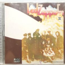 CDs de Música: LED ZEPPELIN II CD ATLANTIC . Lote 20699212