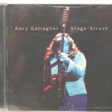 CDs de Música: RORY GALLAGHER STAGE STRUCK CD ORIGINAL. Lote 20700001