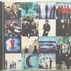 CDs de Música: U2 ACHTUNG BABY CD ISLAND. Lote 22135624