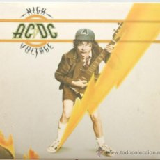 CDs de Música: AC/DC HIGH VOLTAGE CD EDICION LUJO EPIC !!NUEVO!!. Lote 22135628