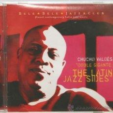 CDs de Música: CHUCHO VALDES DOBLE GIGANTE THE LATIN JAZZ SIDES CD . Lote 22135629