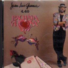 CDs de Música: CD - JUAN LUIS GUERRA 4.40 - BACHATA ROSA. Lote 20736706