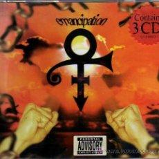 CDs de Música: CD - PRINCE - EMANCIPATION - CONTIENE 3 CDS. Lote 27504807
