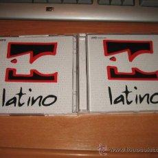 CDs de Música: LATINO 2 CD Y 1 DVD VIDEOCLIPS. Lote 20791776