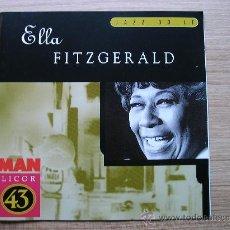 CDs de Música: ELLA FITZGERALD - JAZZ DO IT - CD MUSICA. Lote 20792128