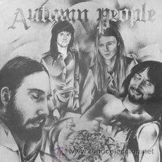 CDs de Música: AUTUMN PEOPLE (USA-1976) HARD ROCK PROGRESIVO. Lote 25888039