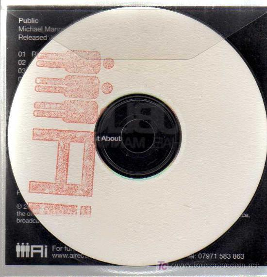 CDs de Música: CD PROMOCIONAL - MICHAEL MANNING - PUBLIC - Foto 2 - 20888563