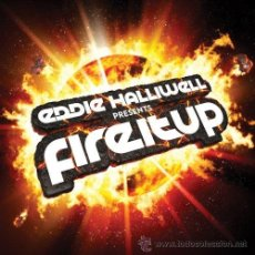 CDs de Música: EDDIE HALLIWELL - CD - FIRE IT UP - EL MEJOR TRANCE - SESSION - PRECINTADO!!. Lote 26554988